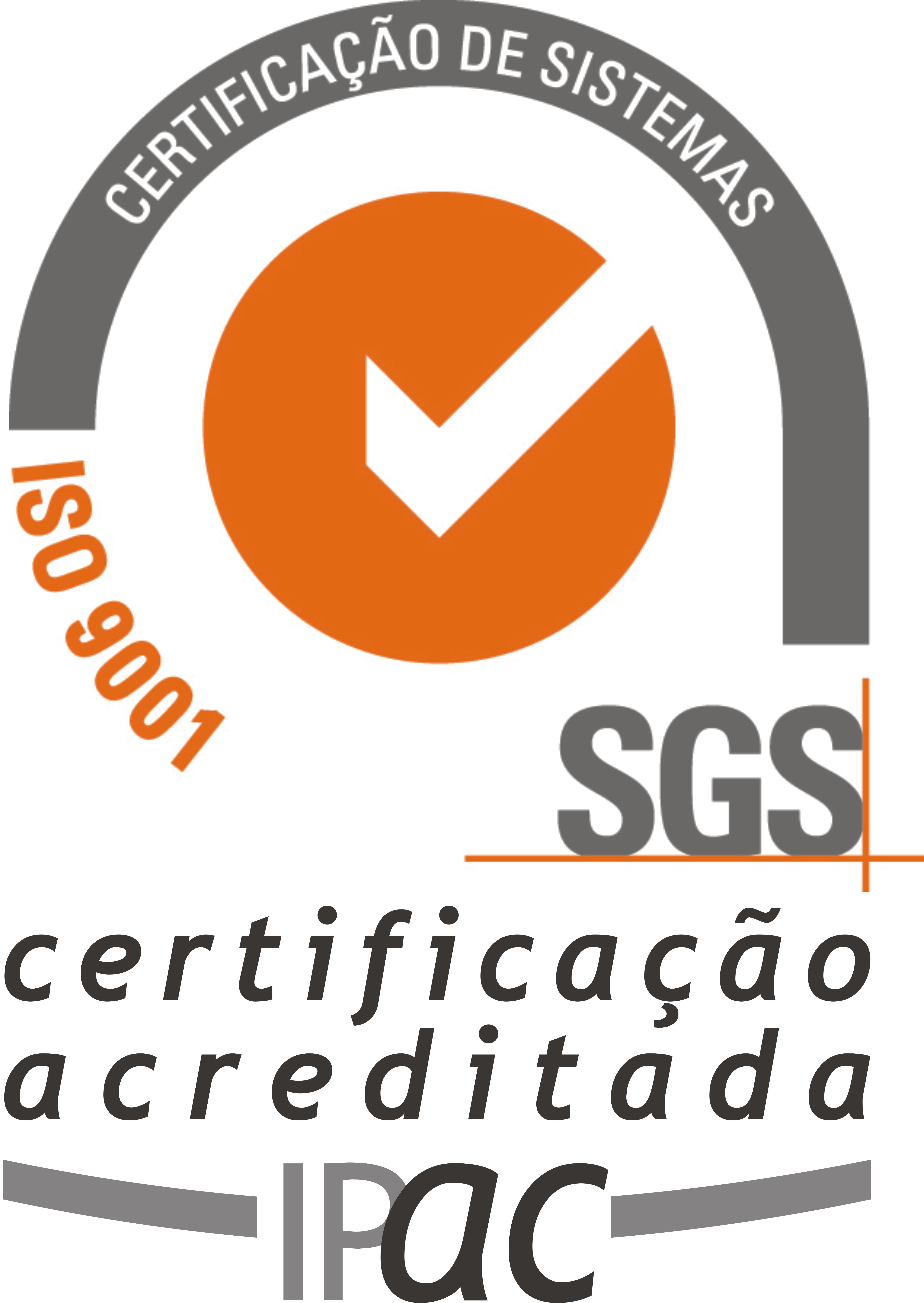 SGS ISO 9001 PT round TCL HR